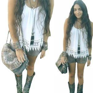 Tylie ☮︎︎ Gypsy Sultan Caravan Crossbody Bag ☮︎︎